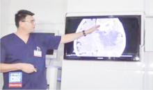 Medicii neurochirurgi din Targu Mures - aparat performant de neuronavigatie