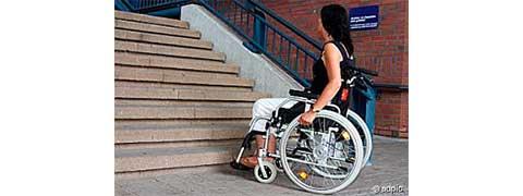 Vrem O Viata Fara Bariere - Romania Inaccesibila Persoanelor cu Dizabilitati